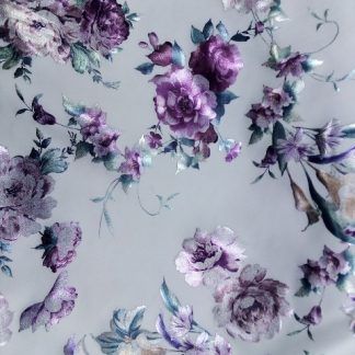 Online Material Store Abies Dress Fabric